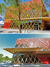 15 buildings that have unique and creative facades facades