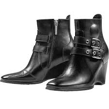 comfortable motorcycle riding boots icon women s hella i have a pair of these they are surprisingly