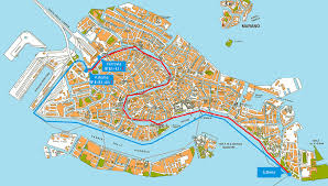 Map Venice Italy by Bbvenezia Reach Us Bed And Breakfast Venezia Venice Italy