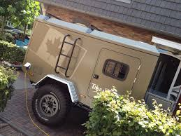 jeep offroad trailer offroad trailer almost finished landrover defender pinterest