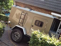 offroad trailer offroad trailer almost finished landrover defender pinterest