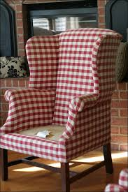 Stretch Wing Chair Slipcover Furniture Magnificent Stretch Wingback Slipcover Wingback Chair