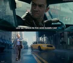 Strutting Leo Meme - inception meme leonardo dicaprio pinterest meme and memes