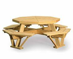 Build Your Own Octagon Picnic Table by Learn How To Build An Octagon Picnic Table For Your Backyard