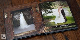 leather bound wedding albums wedding albums larry stanley photography