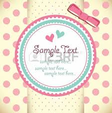 template frame design for greeting card royalty free cliparts