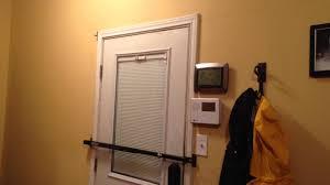 Exterior Door Security Superior Front Door Security Bar Entry Door Security Bar
