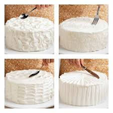 how to decorate a cake knives cake and decorating