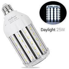 outdoor garage light bulbs 25w e26 led corn light bulb mhtech 200 watt equivalent led bulb e26