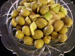 italian olives food memories 2 10 diane s italian green olive salad g v