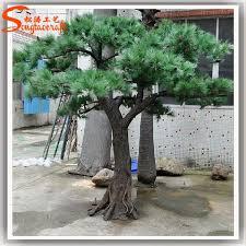 artificial craft customize artificial pine trees big cheap