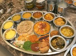 maharaja indian cuisine meatless monday a thali feast at maharaja bhog houstonia