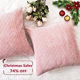 Pink Decorative Pillows Amazon Com Pink Decorative Pillows Inserts U0026 Covers Bedding