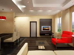 living room color ideas with accent wall dark brown wooden