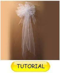 Wedding Pew Bows The 25 Best Tulle Pew Bows Ideas On Pinterest Wedding Pew