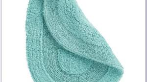 Reversible Rugs Cotton Reversible Bathroom Rug Roselawnlutheran Regarding