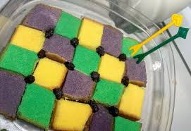 share mardi gras cake ideas via photos of your homemade creations
