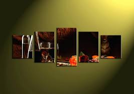 kitchen decorating ideas wall art wine and grape kitchen decor ideas great wall decorating for themed