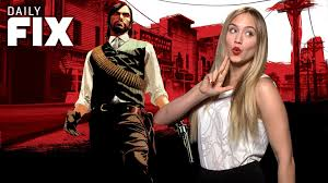 red dead redemption game wallpapers red dead redemption 2 will be a prequel ign daily fix youtube