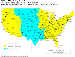 Ncsu Map Gameday Central Nc State At Florida State Tomahawk Nation