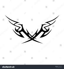 tattoo tribal vector designs tribal tattoos stock vector 343391696
