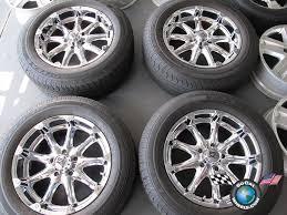 dodge ram take wheels 02 11 dodge ram 1500 durango used chrome 20 wheels rims tires kmc