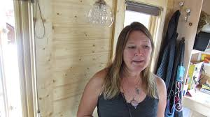 bas four lights tiny house tour designed by jay shafer youtube