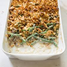 upgrade your thanksgiving green bean casserole recipe cook s