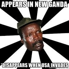 Kony Meme - kony 2012 meme by doomsolider on deviantart