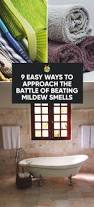 Bad Smell In Bathroom How To Get Rid Of Mildew Smell In Your House In 9 Easy Ways