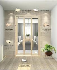 Sound Dening Interior Doors Sound Proof Sliding Door Doors And Windows Supplier In Sliding