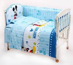 Mickey Mouse Baby Bedding Mickey Mouse Crib Comforter Sets Creative Ideas Of Baby Cribs