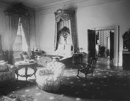 White House Interior Pictures by The Lincoln Bedroom As Used By Theodore Roosevelt White House