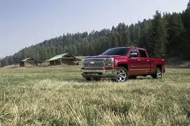 Chevy Silverado New Trucks - 2014 silverado delivers power efficiency and value