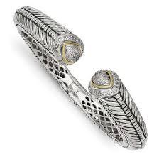 cuff bracelet sterling silver images Sterling silver hinged cuff bracelet hinged cuff bracelets jpg