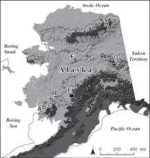 Alaska On The Map Cosmogenic Exposure Dating Of Late Pleistocene Moraine
