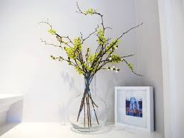 Branches In A Vase Branches In Vase As Decoration Home Design Judea Us