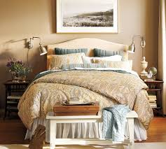 Home Decor Pottery Barn Stylish Pottery Barn Bedrooms Pertaining To Home Remodel Plan With