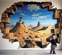 incredible trick of the eye murals that bring a venetian cafe janet shearer mural