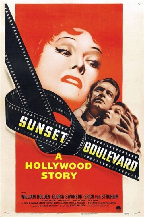 Film: Sunset Boulevard @ The Polk Theatre | Lakeland | Florida | United States