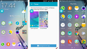 themes galaxy s6 apk s6 circle theme for note 4 lollipop launcher samsung galaxy note 4