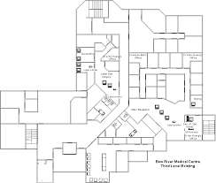 floor plan network design bow river medical centre network design