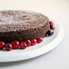 cranberry gingerbread cake recipe popsugar food