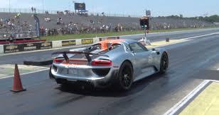Porsche 918 Exhaust - porsche 918 spyder vs dodge viper acr vs mclaren p1 dragtimes