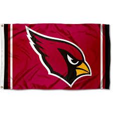 Cardinal Flag Arizona Cardinals Large Outdoor Nfl 3 X 5 Banner Flag