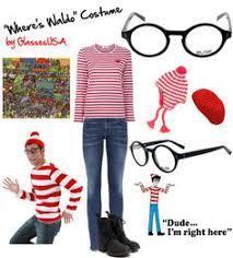 Wheres Waldo Halloween Costume 8 Unique Halloween Costumes Ideas Nerd Glasses Waldo Costume