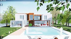 Home Building Designs by Autodesk Live Aims To Change Building Design With Video Game Like