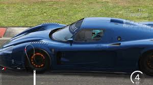 maserati mc12 blue assetto corsa maserati mc12 gt1 sound mod part 2 youtube