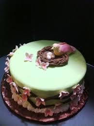 birds nest baby shower cake cakecentral com