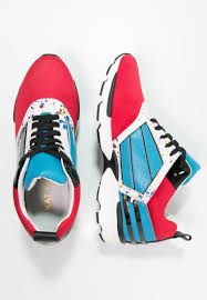 women trainers kat maconie shelby trainers multicolor red blue